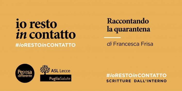 #ioRESTOinCONTATTO