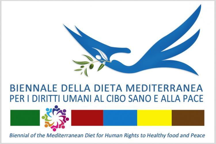 Biennale della Dieta Mediterranea per i Diritti Umani al Cibo sano e alla Pace