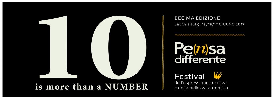 Pe(n)sa differente • 10a Edizione 2017